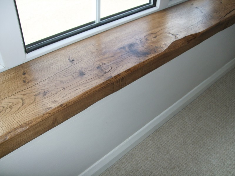 Oak Window Sill Board Period Oak Beams