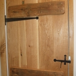 Cottage Door Rustic Ledges