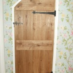 Bespoke Ledged Door