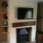 Oak Beam Facia Style