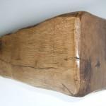Oak Beam In Rugger Brown Wax