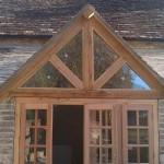 Oak Truss Finished