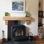 Beam With Chunky Corbels