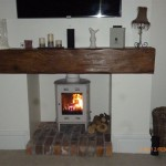 Large Fireplace Ebeam