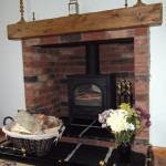 6x4 Fireplace Beam