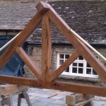 Oak Beam Truss