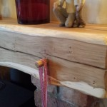Oak Beam With Pegs
