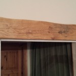 Oak Facia For Doorway
