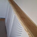 Waney Edged Oak Board