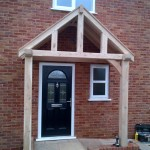 Oak Beam Porch