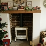 Oak Beam Christmas