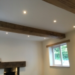 Hollowed Out Beams In Place