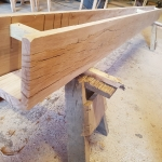Hollowed Beam, Unwaxed/Oiled